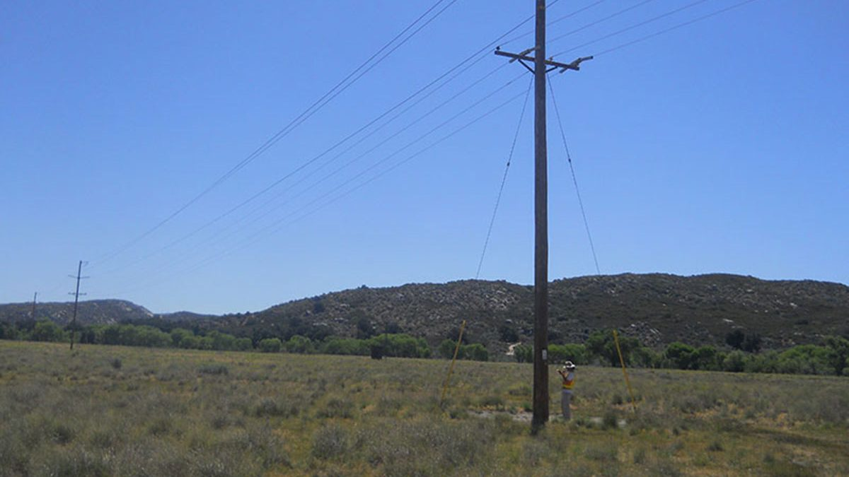 Sempra Energy, GIS Pole Brushing- San Diego and Orange Counties, CA ...
