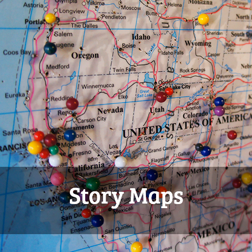 Story Map Services
